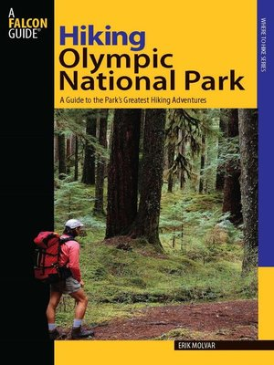 cover image of Hiking Olympic National Park