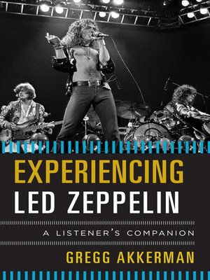 cover image of Experiencing Led Zeppelin