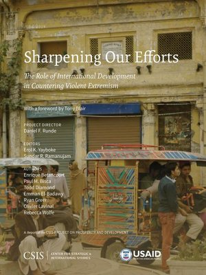 cover image of Sharpening Our Efforts