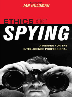 cover image of Ethics of Spying