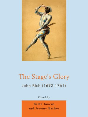 cover image of The Stage's Glory