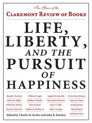cover image of Life, Liberty, and the Pursuit of Happiness