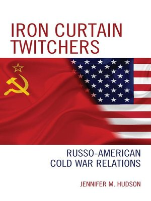 cover image of Iron Curtain Twitchers