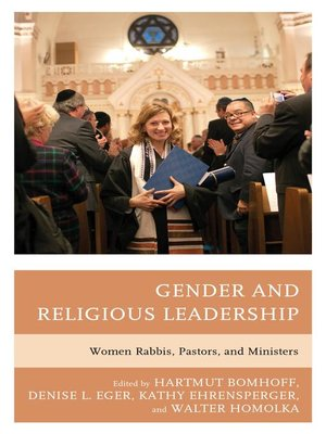 cover image of Gender and Religious Leadership