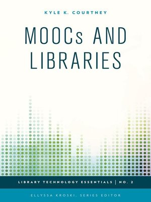 cover image of MOOCs and Libraries