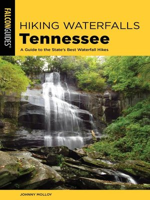 cover image of Hiking Waterfalls Tennessee