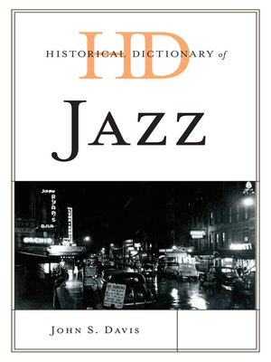 cover image of Historical Dictionary of Jazz