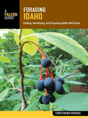 cover image of Foraging Idaho