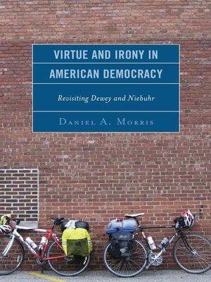 cover image of Virtue and Irony in American Democracy