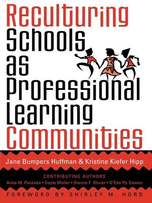 cover image of Reculturing Schools as Professional Learning Communities