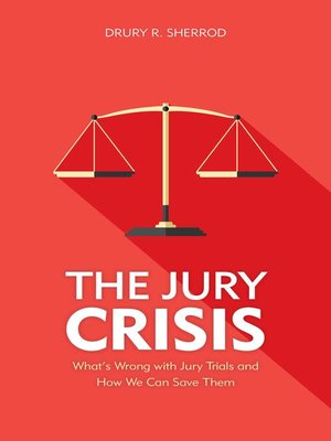 cover image of The Jury Crisis