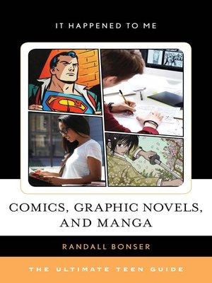 cover image of Comics, Graphic Novels, and Manga