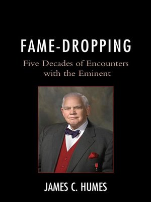 cover image of Fame-Dropping