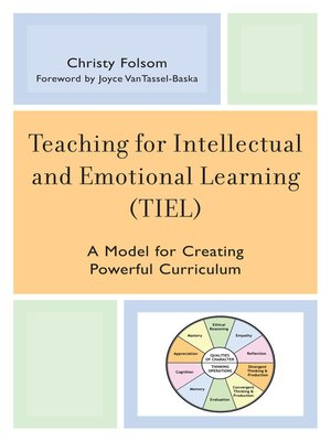 cover image of Teaching for Intellectual and Emotional Learning (TIEL)