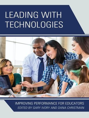 cover image of Leading with Technologies
