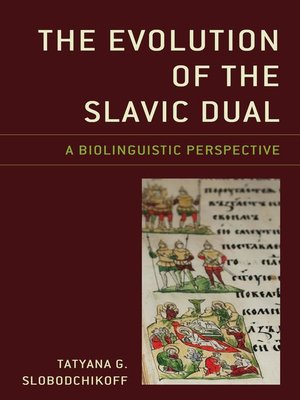 cover image of The Evolution of the Slavic Dual