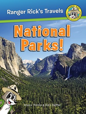 cover image of National Parks