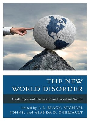 cover image of The New World Disorder