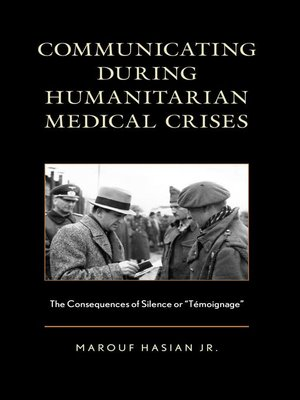 cover image of Communicating during Humanitarian Medical Crises