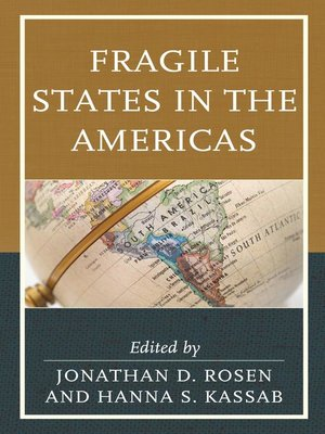 cover image of Fragile States in the Americas