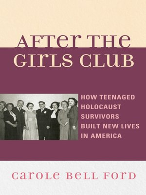cover image of After the Girls Club