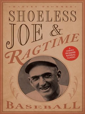 cover image of Shoeless Joe and Ragtime Baseball