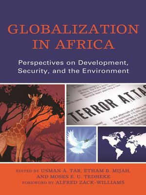 cover image of Globalization in Africa
