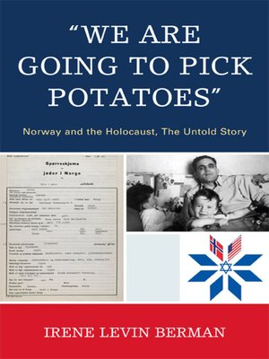 """cover image of """"We Are Going to Pick Potatoes"""""""
