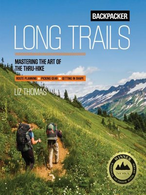 cover image of Backpacker Long Trails