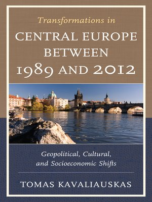 cover image of Transformations in Central Europe between 1989 and 2012