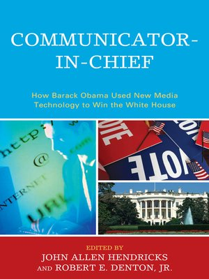 cover image of Communicator-in-Chief