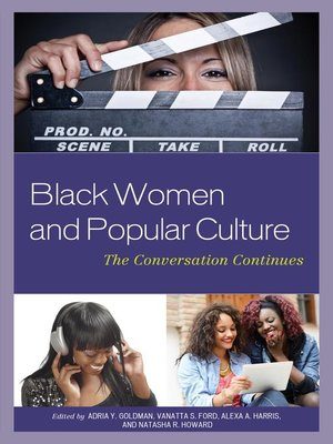 cover image of Black Women and Popular Culture
