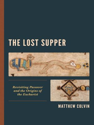 cover image of The Lost Supper