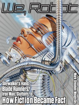cover image of We, Robot