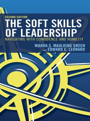 cover image of The Soft Skills of Leadership