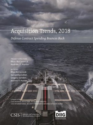 cover image of Acquisition Trends, 2018