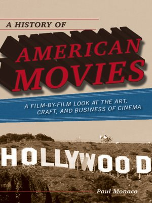 cover image of A History of American Movies