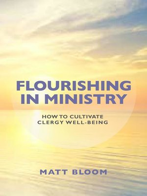 cover image of Flourishing in Ministry