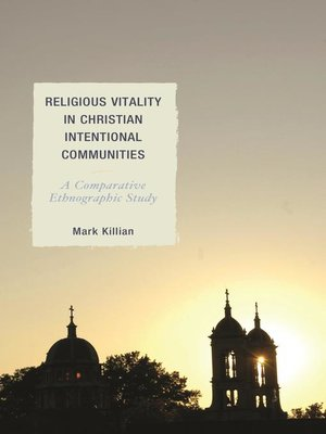 cover image of Religious Vitality in Christian Intentional Communities