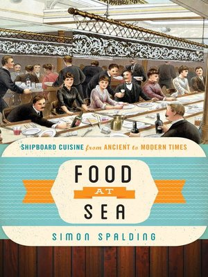 cover image of Food at Sea