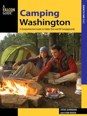 cover image of Camping Washington