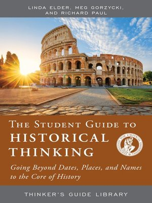 cover image of The Student Guide to Historical Thinking