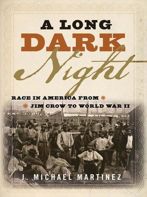 cover image of A Long Dark Night
