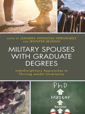 cover image of Military Spouses with Graduate Degrees