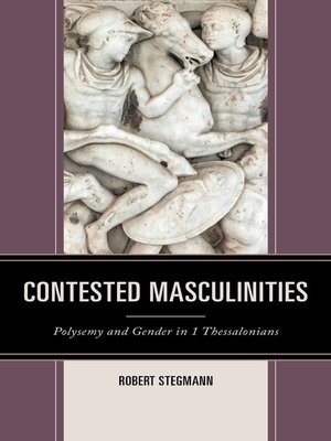 cover image of Contested Masculinities