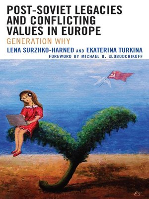cover image of Post-Soviet Legacies and Conflicting Values in Europe