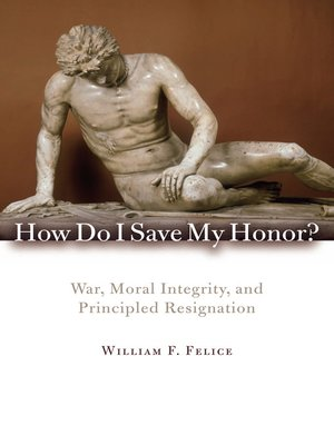 cover image of How Do I Save My Honor?