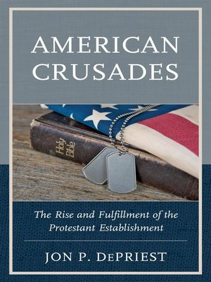 cover image of American Crusades
