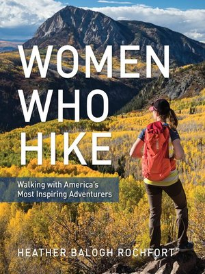 cover image of Women Who Hike