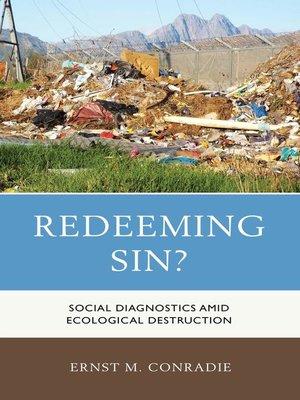cover image of Redeeming Sin?